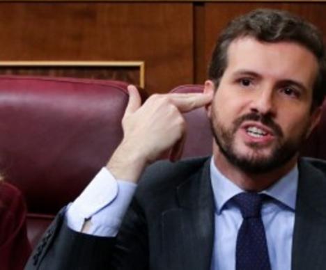 Editorial : Cuando Maroto defendía los pactos con EH Bildu y Casado le apoyaba sin sonrojarse