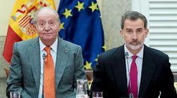 El emérito se ríe de cuantos españoles vieron en él a un Jefe de Estado cuando no era más que un comisionista