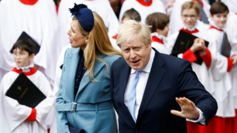 Boris Johnson, hospitalizado diez días después de dar positivo por coronavirus
