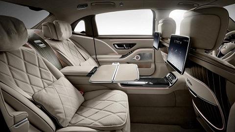 La Clase S Mercedes-Maybach Berlina, elegancia, lujo y confort