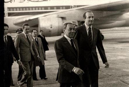 Juan Carlos I aceptó entregar Melilla y que Ceuta estuviera bajo un protectorado
