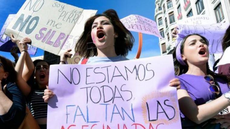 Una veintena de mujeres han sido asesinadas en 2021 por violencia de género, tras confirmarse el caso de Madrid
