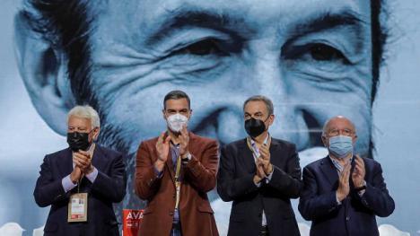 El PSOE vive un 40 Congreso emotivo, emocionante y unido