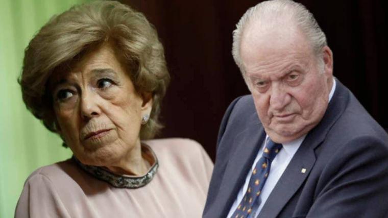 Creimos tener un rey y es tan solo un comisionista: Juan Carlos se lleva 1 dólar por barril de petróleo que llega a España
