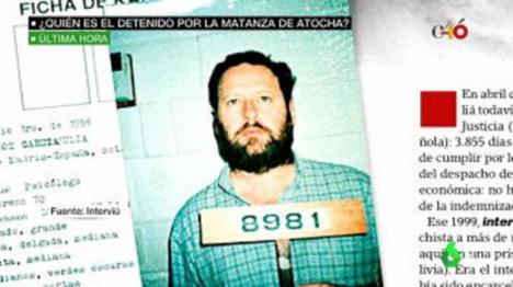 Carlos García Juliá, el ultraderechista autor de la matanza de Atocha será extraditado a España