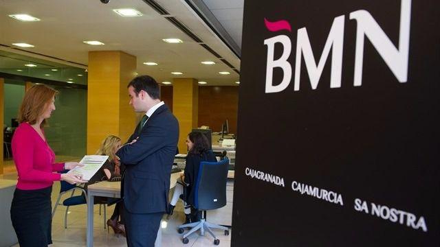 Accionistas de BMN estudian emprender acciones legales por la fusión con Bankia