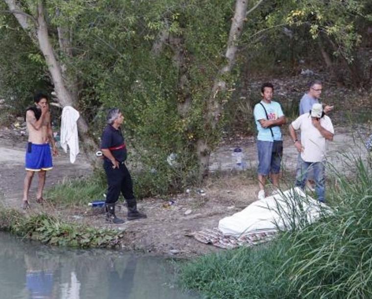 Un joven de 18 años se ahoga en la Peña del Cuervo, en el río Gállego