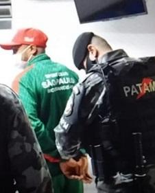 Un jugador de futbol brasileño detenido tras la brutal agresión a un árbitro al patearle la cabeza y mandarlo al hospital