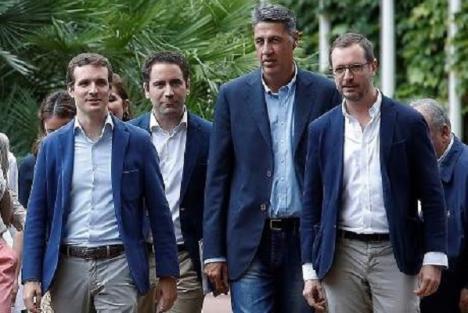 Xavier García Albiol podría perder la alcaldía de Badalona, hoy el PSC debate presentar una moción de censura