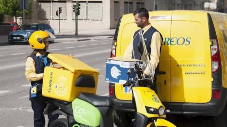 Correos incorpora a 40 personas con carácter fijo en Almería a partir del 1 de julio