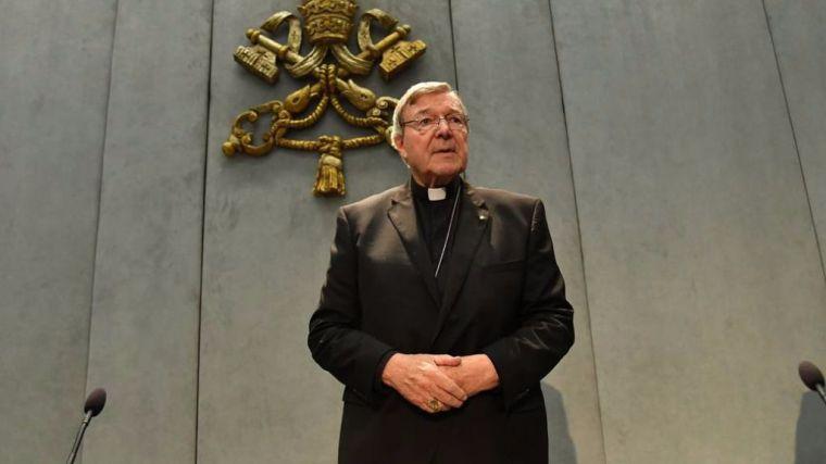 Excedencia para el cardenal acusado de presuntos abusos