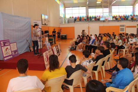 Puerto Lumbreras desarrolla una campaña de prevención de violencia de género a ritmo de rap