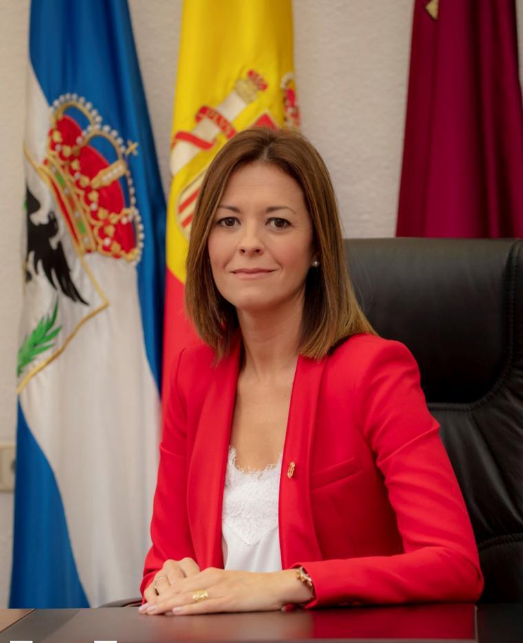 """Moreno recibe esta tarde la distinción """"Mujer relevante de la Región"""""""