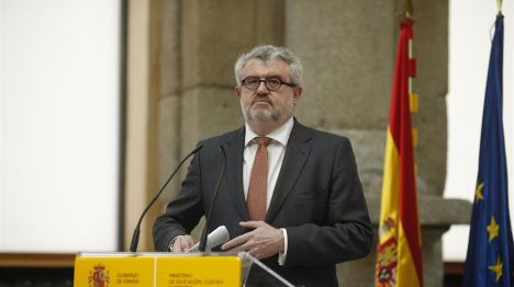 El director del Prado urge a poner en marcha la ley de mecenazgo