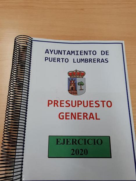 El equipo de Gobierno convocará para el próximo jueves un pleno extraordinario para aprobar el presupuesto municipal de 2020