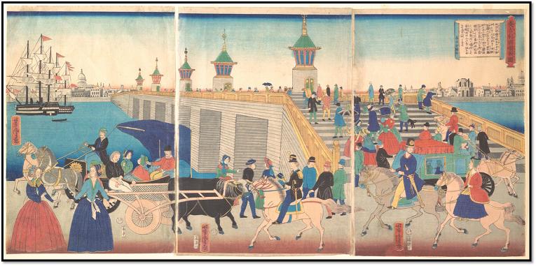 El Descubrimiento de Europa: China y Japón, por Pedro cuesta Escudero