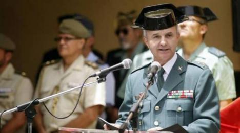 Interior cesa a otro general de la Guardia Civil