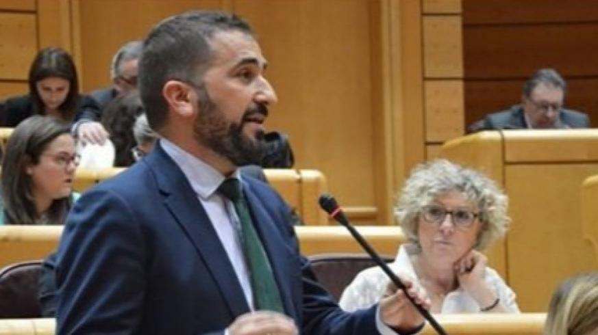 """Soto: """"El Gobierno de España lleva desde que empezó la pandemia apoyando al turismo, la hostelería y el comercio"""""""