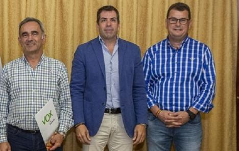 Juan Robles, exnúmero 2 de Vox en Albacete adulteró mosto para consumo humano