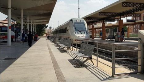 Nuevo impulso a la Alta Velocidad entre Murcia y Almería tras la licitación del suministro y transporte de carril entre Nonduermas-Sangonera y Totana-Lorca