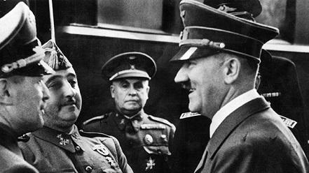 ALGUNOS DE LOS NAZIS GENOCIDAS QUE FRANCO PROTEGIÓ Y VIVIERON EN ESPAÑA