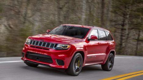 Grand Cherokee Trackhawk , el nuevo SUV de Jeep