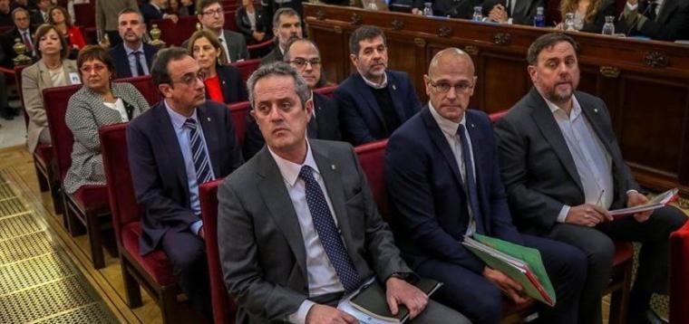 'Indulto a los presos independentistas catalanes', por Pedro Cuesta Escudero