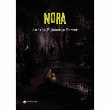 'Nora', la primera novela de Andrea Villasante