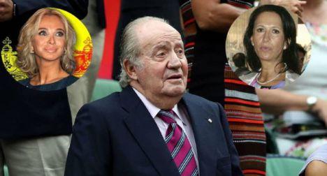 Juan Carlos I donó dos millones de euros a su amiga íntima, Marta Gayá