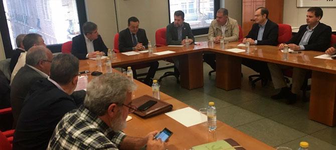 """La Mesa del Agua de Almería muestra su """"máxima preocupación"""" ante la falta de recursos en el inicio del año hidrológico 2021/22"""