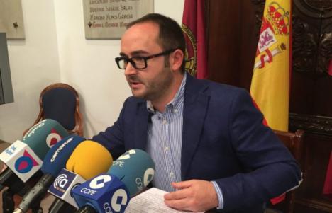 """""""La bonificación del 50% del recibo del IBI a los damnificados por los terremotos es una realidad gracias al compromiso del Gobierno de España con Lorca"""""""