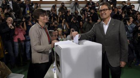 Artur Mas tendrá que devolver 4,9 millones por el 9-N