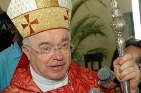 Aquel arzobispo que traficaba con mas de 100.000 archivos de pornografía infantil y abusó de decenas de niños