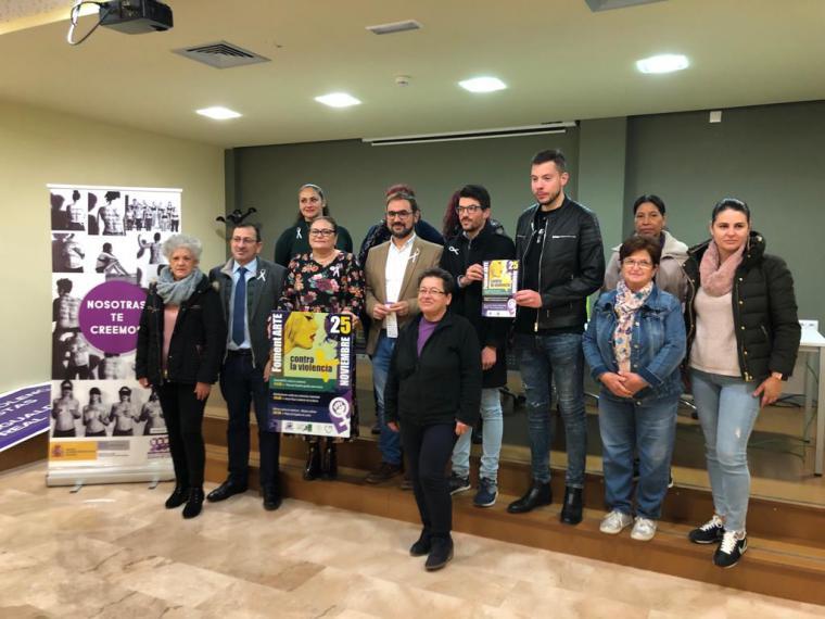 El Ayuntamiento, FOM Lorca y el Consejo de la Juventud llaman a la participación en la manifestación contra la violencia de género prevista para este próximo lunes, 25 de noviembre