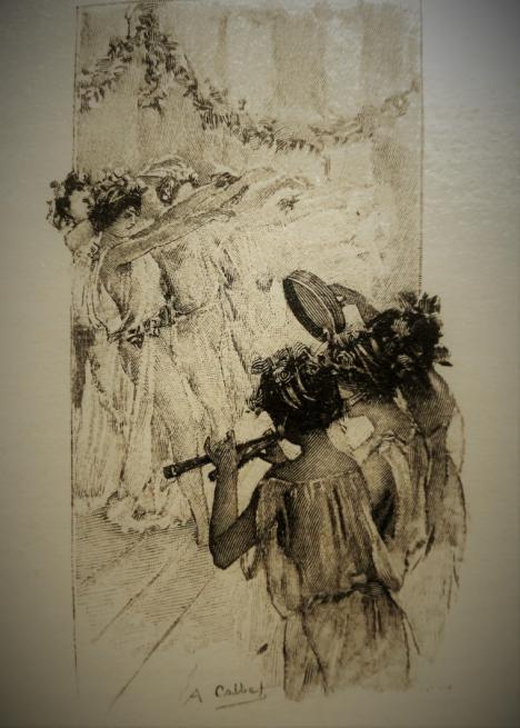 GOCES IMPREVISTOS (EVOCACIÓN ALEJANDRINA), por José Biedma López