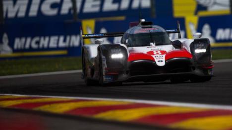 Fernando Alonso ganador en Spa