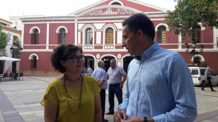 El PP insta a los lorquinos a hacerle pagar en las urnas al PSOE y a Pedro Sánchez habernos robado la bonificación del IBI y los 3 millones de euros para obras en pedanías