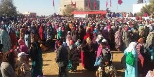 15 muertos en Marruecos en una avalancha durante el reparto de ayuda