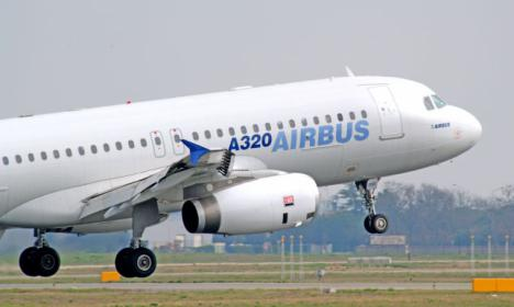 Boeing a la cabeza de los aviones comerciales