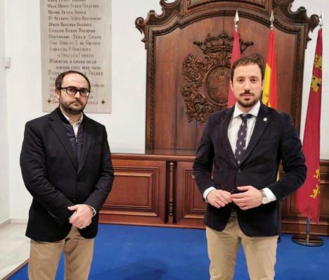 El Ayuntamiento de Lorca consulta con los agentes sociales y económicos del municipio las medidas para ayudar a empresas y autónomos a paliar los efectos de la crisis sanitaria