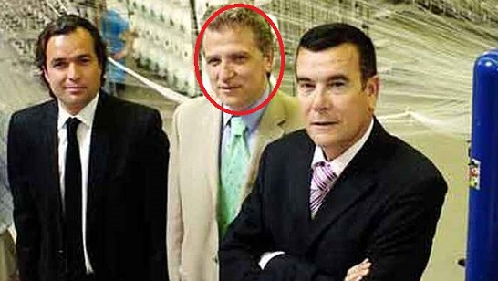 El padre de la política alicantina Macarena Olona se fugó a Andorra y fue extraditado al reclamarlo Interpol