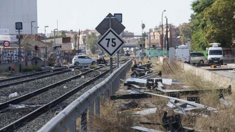 Adif AV formaliza los trámites para el inicio de las obras de la segunda fase de integración del ferrocarril en Murcia