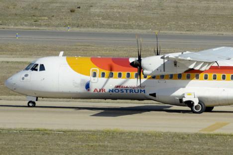 Air Nostrum firma un acuerdo con Universal Hydrogen para propulsar sus turbohélices con hidrógeno