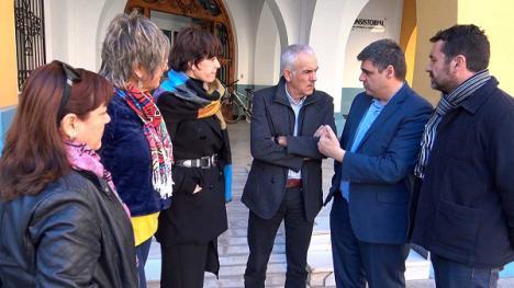 """Alfonso Martínez Baños acusa a los consejeros y consejeras del Gobierno murciano de """"no someterse al control parlamentario"""" en el inicio del nuevo período de sesiones"""