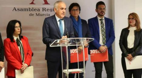 El PSOE asegura que los alcaldes y alcaldesas tienen que ser protagonistas de la reactivación económica y social de la Región