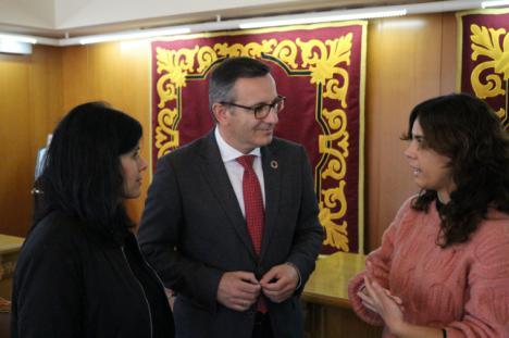 """Diego Conesa: """"La prevención de la violencia de género es la mejor inversión en política social"""""""