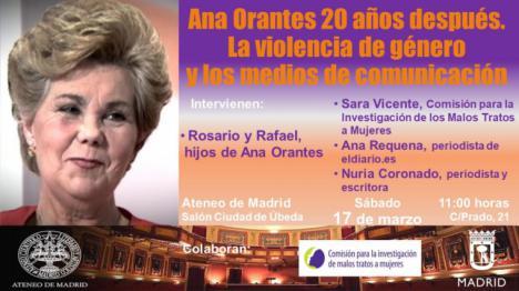 Ana Orantes tendrá una calle en Sevilla