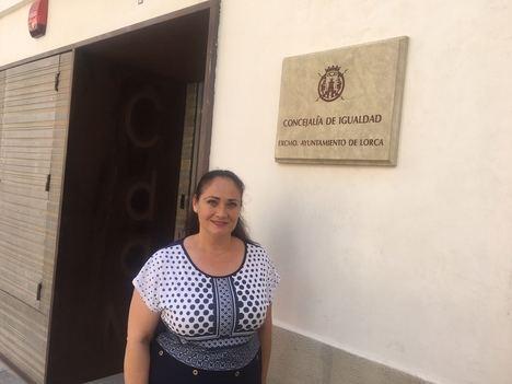 El Centro de Atención a la Violencia de Género de Lorca atiende a 305 mujeres durante el primer semestre del año