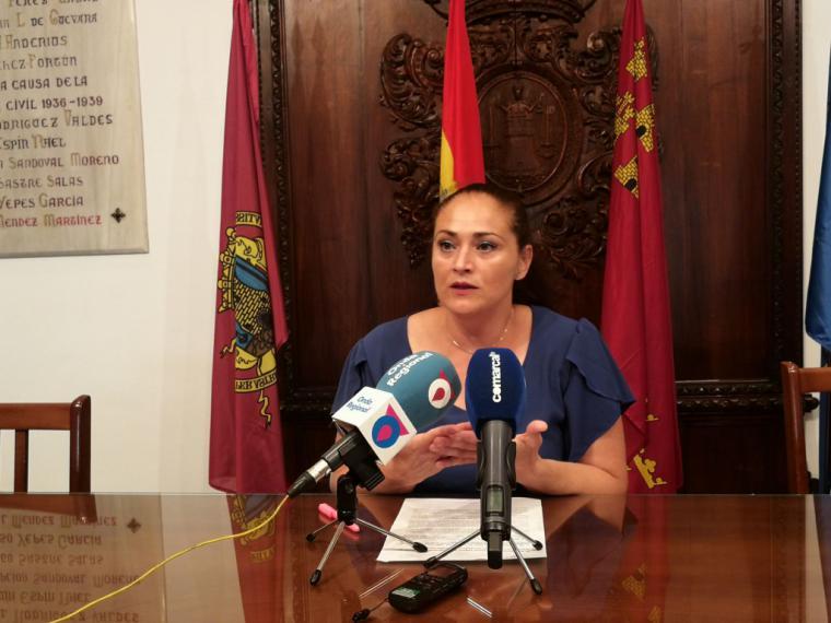El Ayuntamiento de Lorca llevará a cabo todas las gestiones necesarias para evitar el cierre de San José de Calasanz