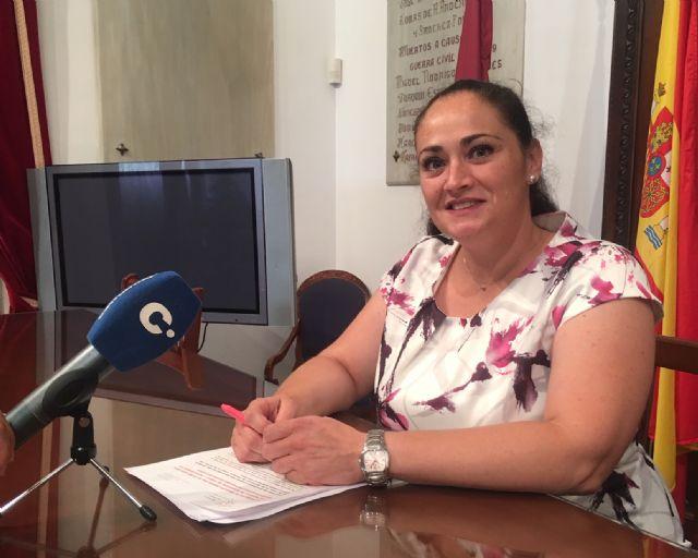 El Ayuntamiento pone en marcha la campaña de sensibilización 'Las fiestas de Lorca libres de agresiones sexistas'
